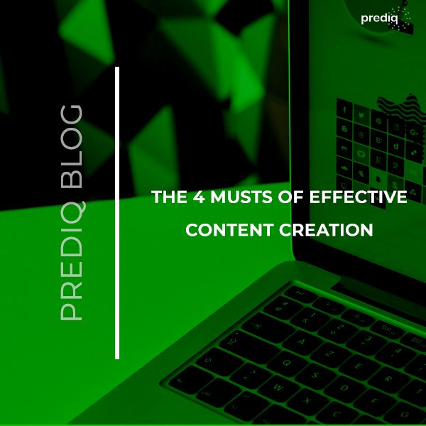 Make Your Website Work for You: The 4 Musts of Effective Content Creation